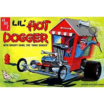 Little Hot Dogger Show Rod     1/25