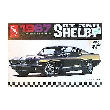'67 Shelby GT500               1/25