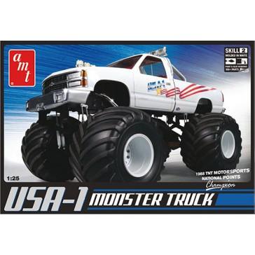 USA-1 4x4 Monster Truck        1/25