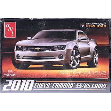 AMT 2010 Chevy Camaro          1/25