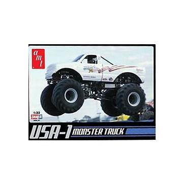 Usa-1 4x4 Monst.truck          1/25