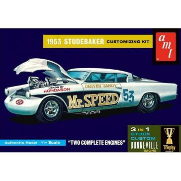'53 Studebaker Starl.Mr Speed  1/25