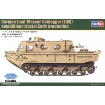 German Land-Wasser-Schlepper 1/72