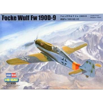 Focke Wulf FW190D9 1/48