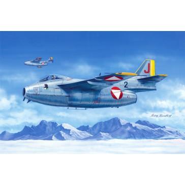 J 29F Flying Barrel 1/48
