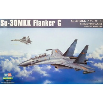 Su-30MKK Flanker G 1/48