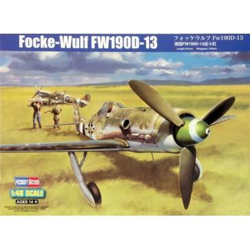 Focke-Wulf FW190D-13 1/48
