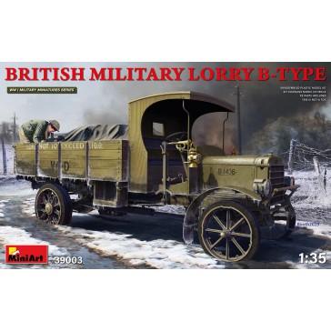 British Military Lorry B-Type 1:35
