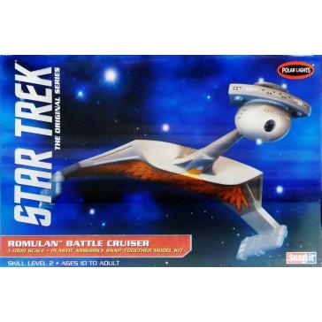 Star Trek Romulan Battle Cru.1/1000