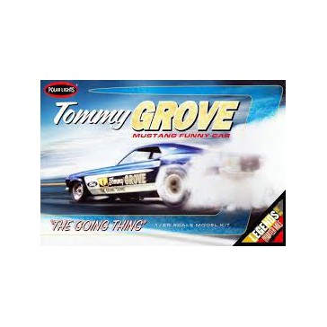 Vintage Tommy Grove Funny Car  1/25