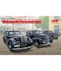 Wehrrmacht Personnel Cars 1/35