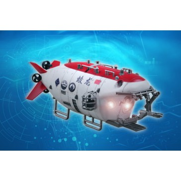 Jiaolong Manned Submersible 1/72