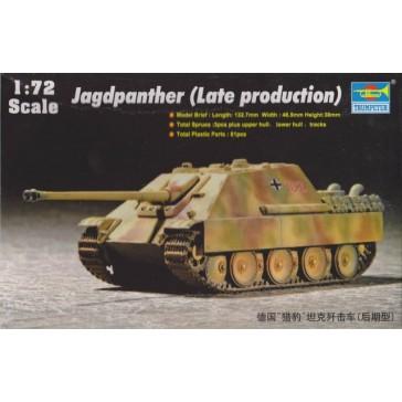 Jagdpanther (Late) 1/72