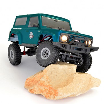 Outback MINI X Metallic Cyan Cub 1:18 Trail RTR
