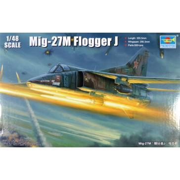 Mig-27M Flogger J 17 1/48