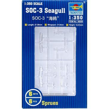 6x SOC-3 Seagull 1/350