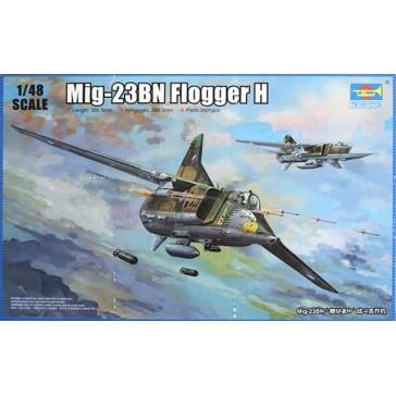 Mig-23BN Flogger H 1/48