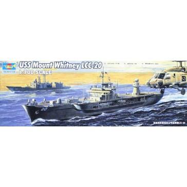 USS Mount Whitney 1/700