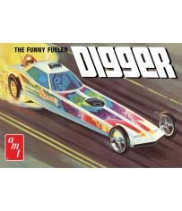 Digger Dragster Fooler Fueler 1/25
