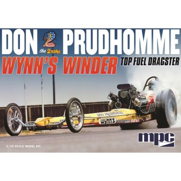 Don Snake Prudhomme Wynn's Winn. 1/25