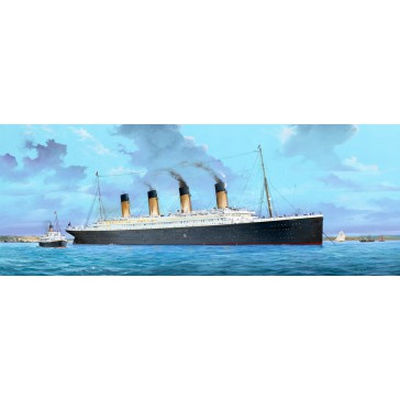 RMS TITANIC Mail Ship 1/200