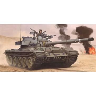 Israel Tiran 6 MBT 1/35