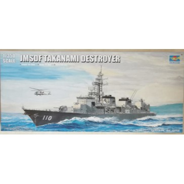 JMSDF TAKANAMI Dest.1/350