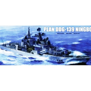 PLAN DDG 139 NINGBO 1/350