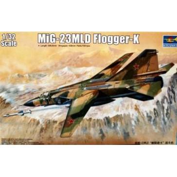 Mig-23MLD Flogger K 1/32