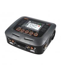 Q200 Quattro AC/DC Charger (max 2x100W + 2x50W) w/ Bluetooth