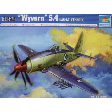 Wyvern S4 Early 1/48