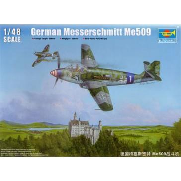 Messerschmitt ME 509 1/48