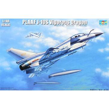 PLAAF J-10S Vigorous 1/48