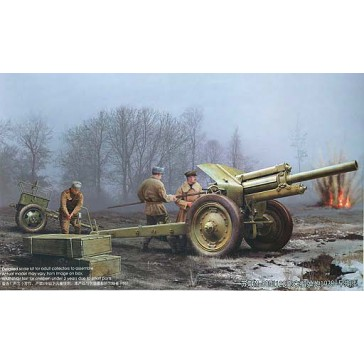 Sov.122mm Howitzer M30 Early 1/35