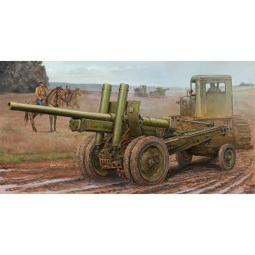 Soviet A19 122mm Gun Mod.31-37 1/35