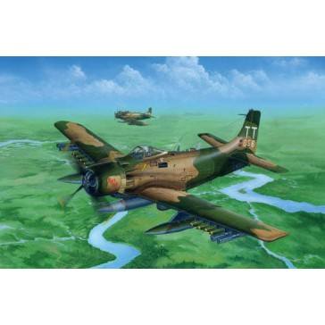 A-1J AD-7 Skyraider 1/32