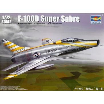 F-100 D SUPERSABRE 1/72