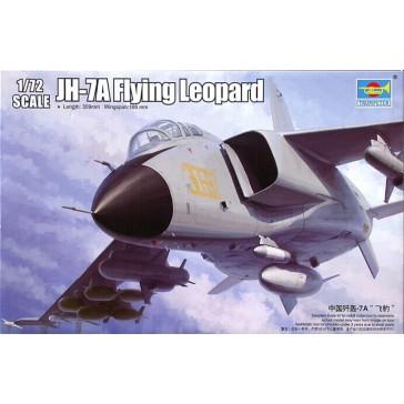 PLA JH-7A Flying Leopard 1/72