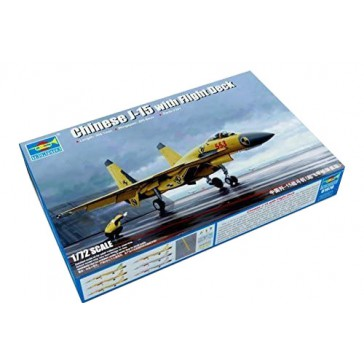 Chinese J-15 with flight deck 1/72