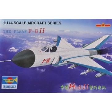 Chinese F-8 1/144