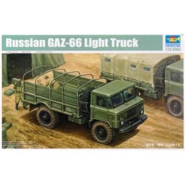 Russian GAZ-66 Light Truck I 1/35