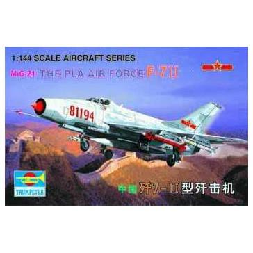 Chinese F-7 1/144