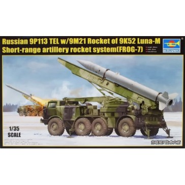 Rus. 9P113 Tel 9M21 Rocket 9K 1/35
