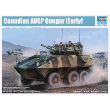 Canadian Cougar 6x6 1/35