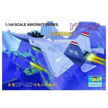 YF-22 LIGHTNING 1/144