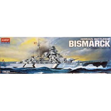 (1453) GERM.BATTLESH.BISMARCK 1/350