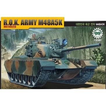 ROK ARMY M48A5K 1/48