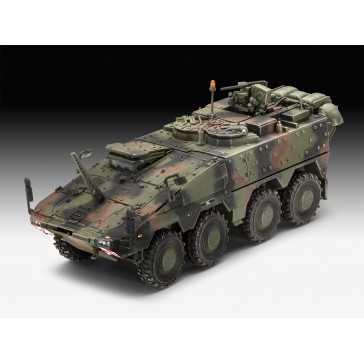 GTK Boxer Command Post NL 1:72