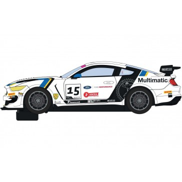 FORD MUSTANG GT4 BRITISH GT 2019 MULTIMATIC MS (6/20) *