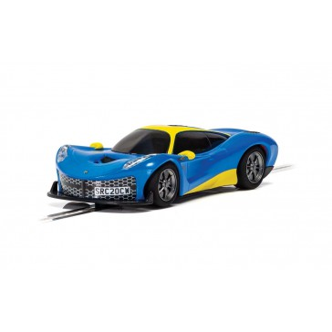 SCALEXTRIC RASIO C20 - METALLIC BLUE (6/20) *